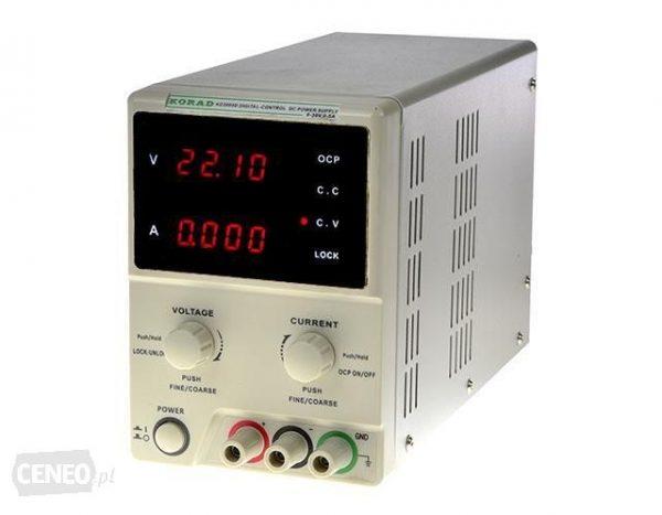 Zasilacz laboratorjny Korad KD3005D